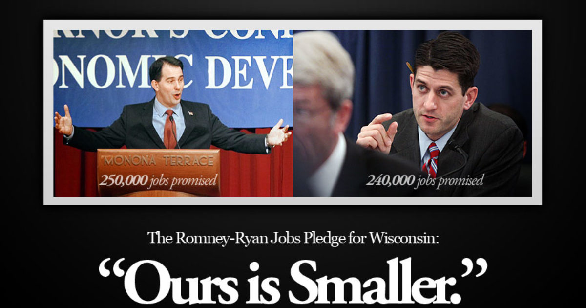 scott walker paul ryan ours is smaller