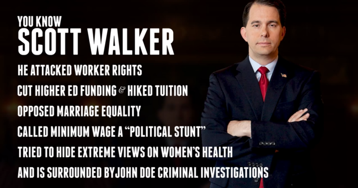 you gotta vote scott walker screenshot