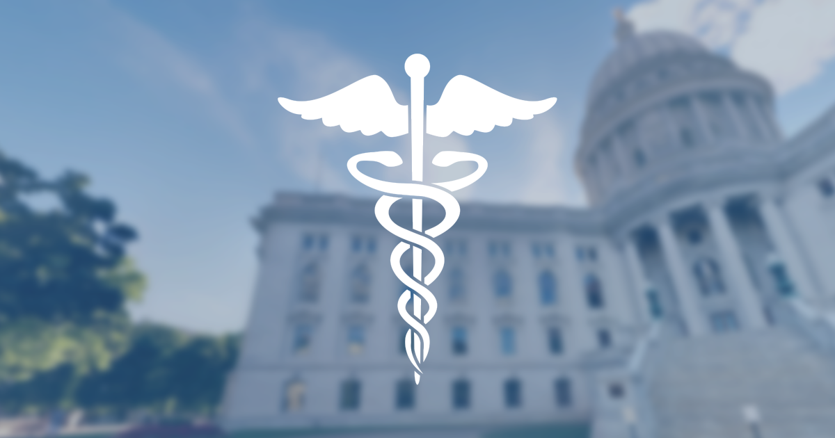 health care symbol wisconsin
