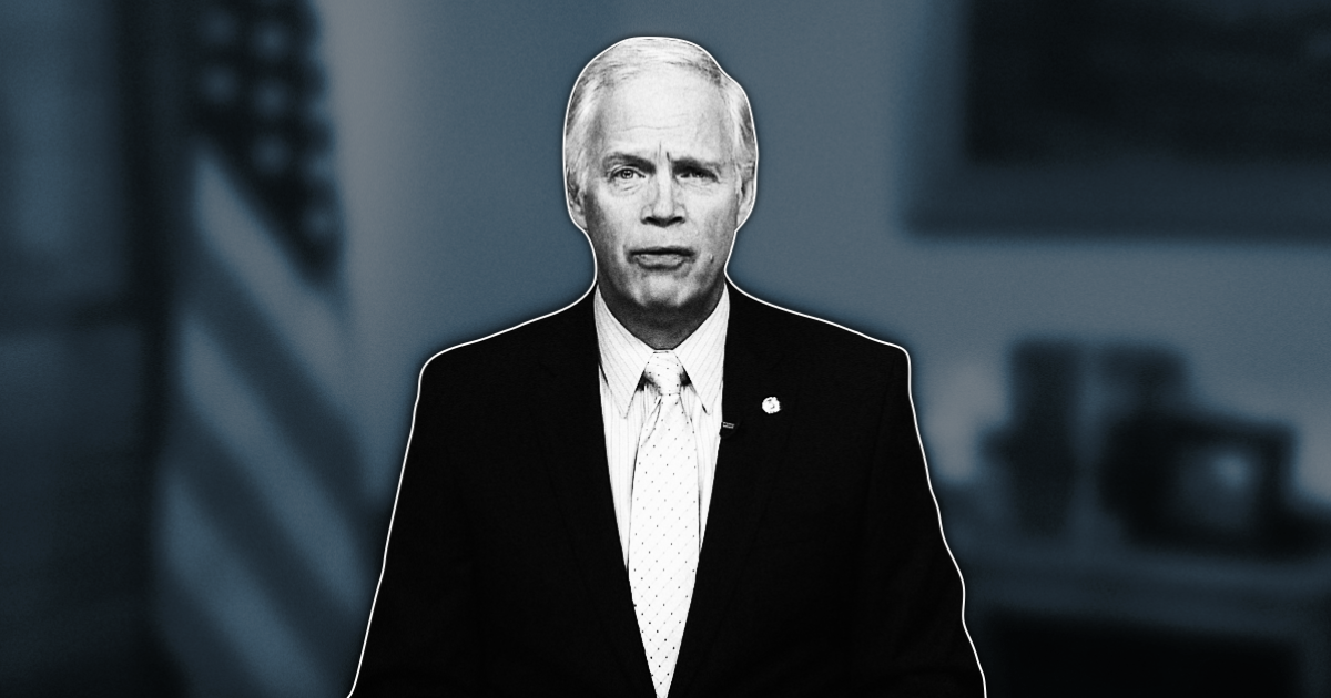 u.s. senator from wisconsin ron johnson