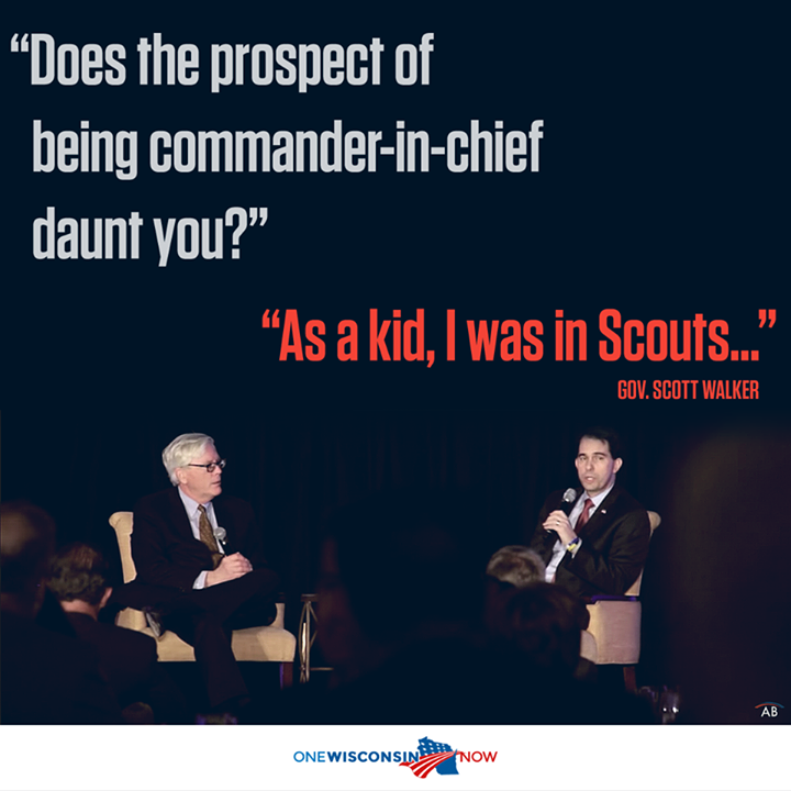scott walker eagle scout