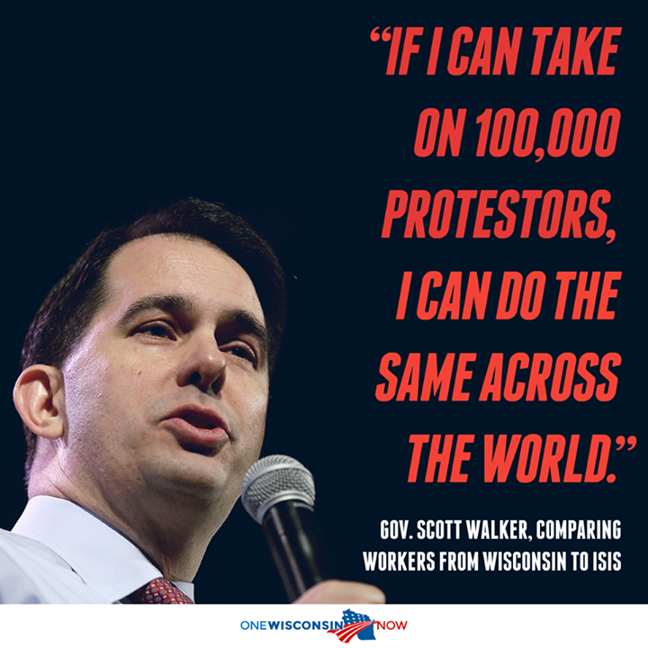 scott walker if i can take on isis