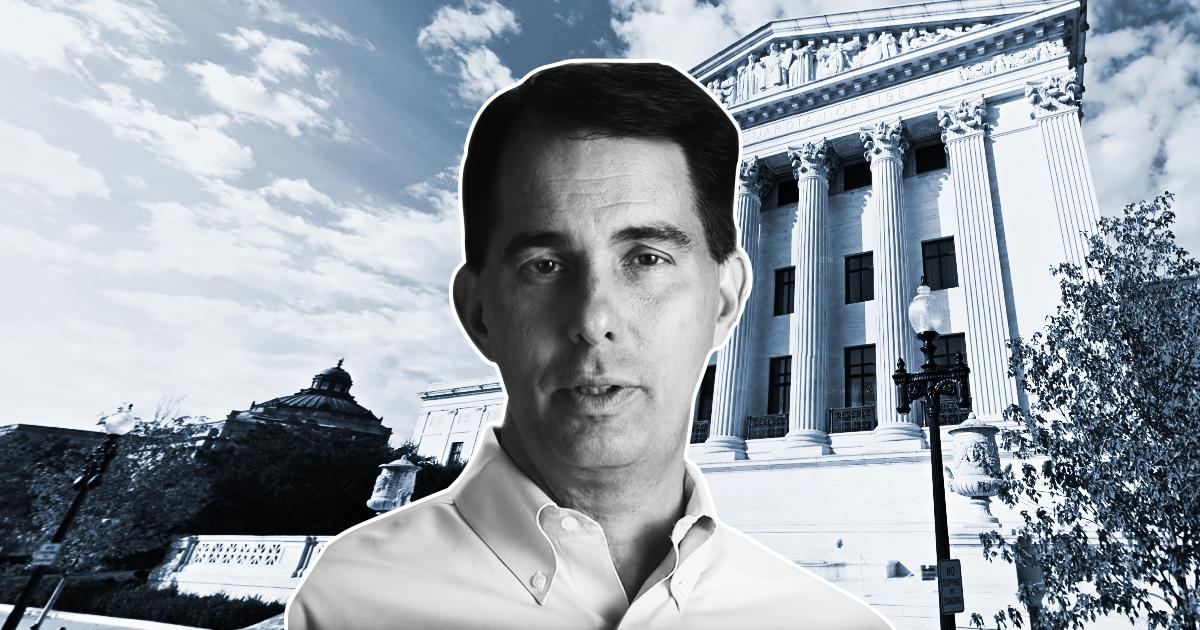 scott walker supreme court