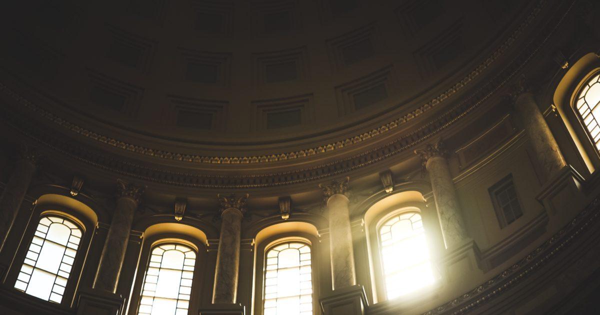 wisconsin capitol dome interior