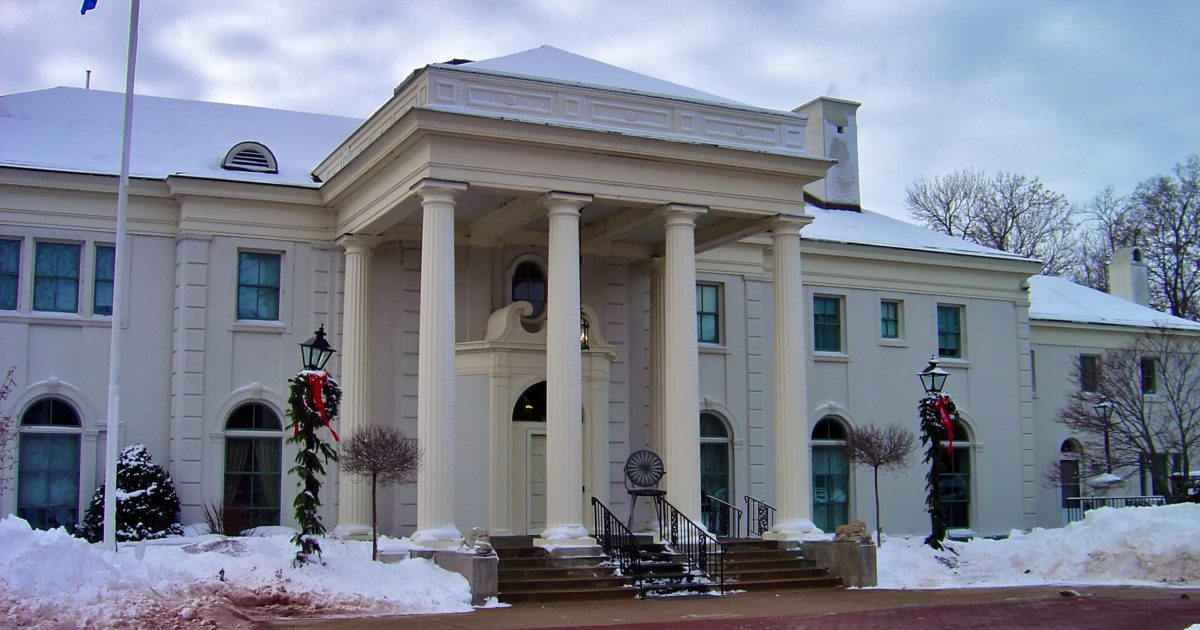 wisconsin governor's mansion