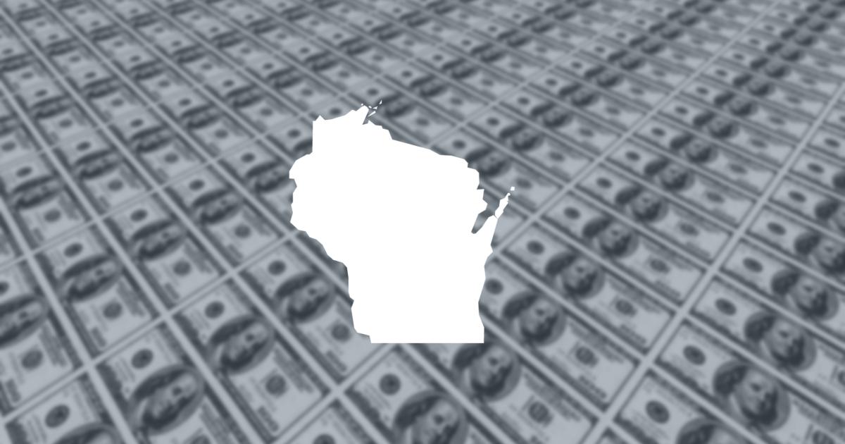 wisconsin over money
